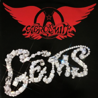 Aerosmith - Gems (LP) (VG/VG-)